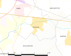 Map commune FR insee code 30356.png