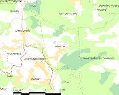 Map commune FR insee code 31045.png