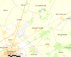 Map commune FR insee code 36128.png