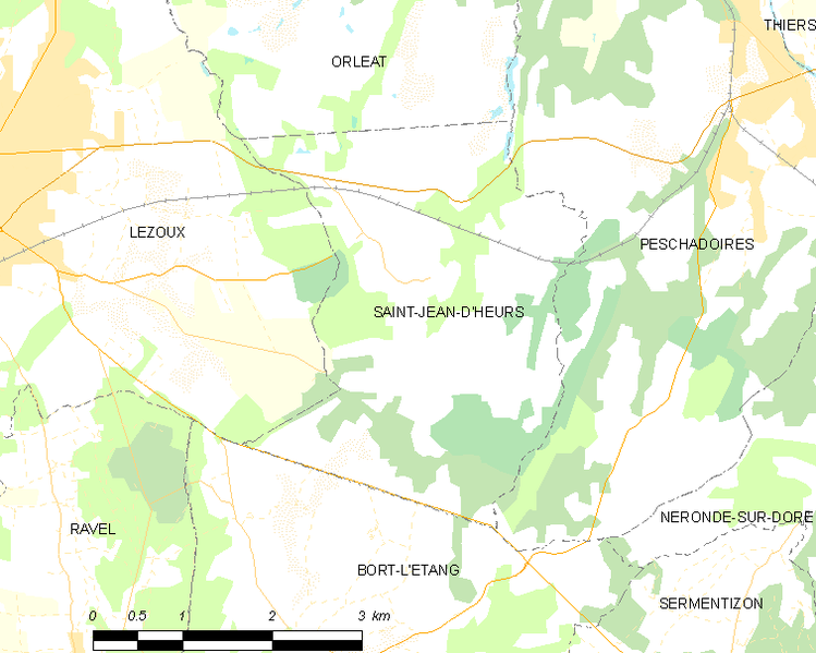 Archivo:Map commune FR insee code 63364.png