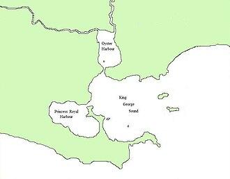 King George Sound (Western Australia) - King George Sound