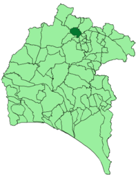 Map of La Nava (Huelva).png