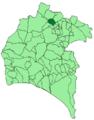 Map of La Nava (Huelva).png