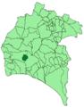Map of San Bartolomé de la Torre (Huelva).png