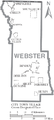 Map of Webster Parish Louisiana With Municipal Labels.PNG