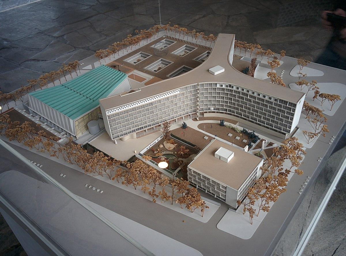 Maison Moderne : Maison de l unesco — wikipédia
