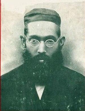Geevarghese Ivanios - Image: Mar Ivanios 1908