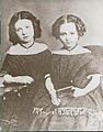 Margaret Wolfe Hungerford as a child, on the right.jpg