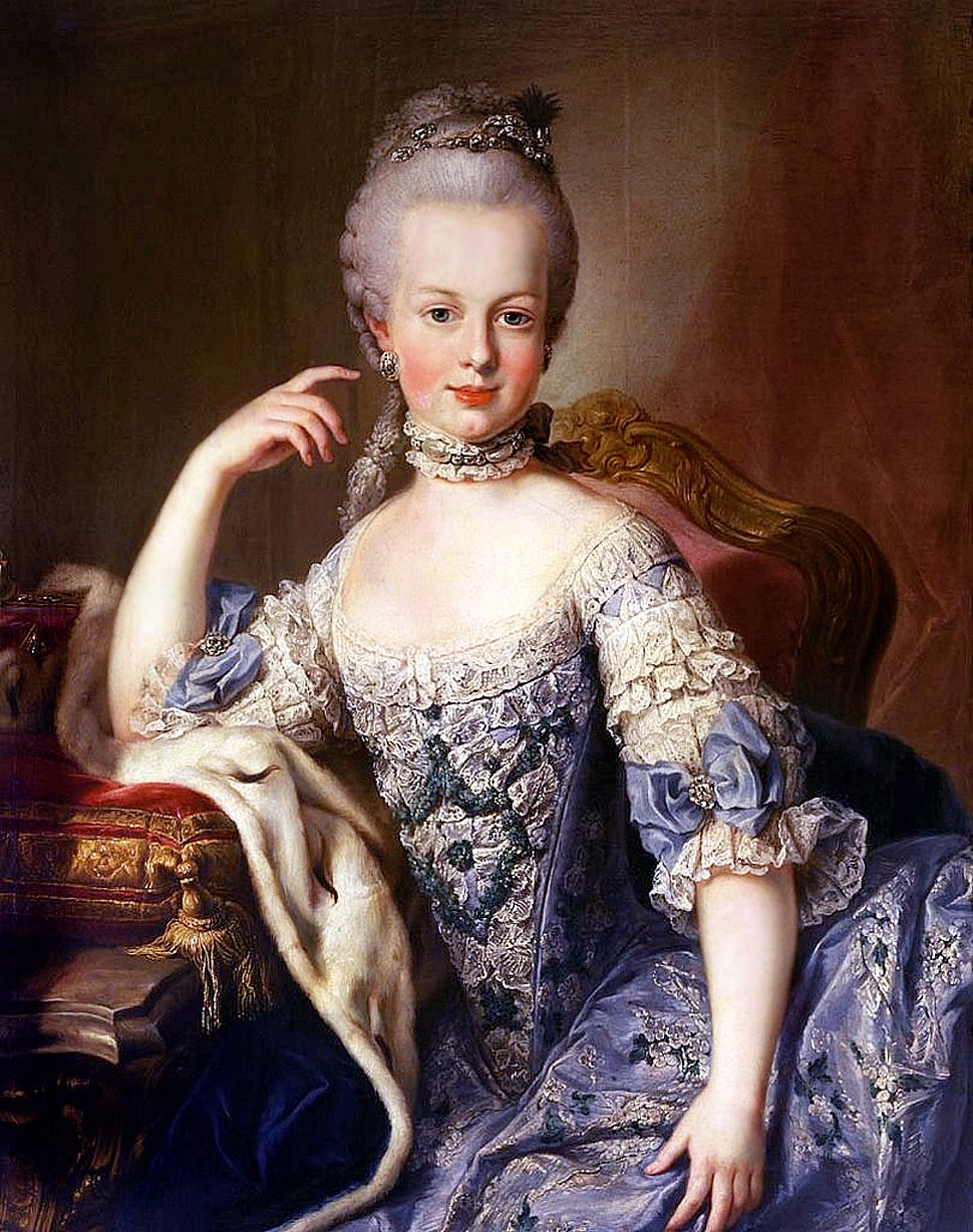 Marie Antoinette Young2