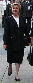 Marina Matulović-Dropulić Croatian politician