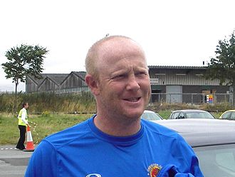 Mark Wright (footballer, born 1963) - Wright as manager of Chester City in 2006