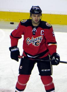 Mark Giordano Canadian ice hockey player