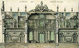 Первые памятники рококо — интерьеры