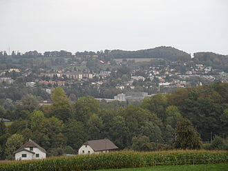 Marly, Fribourg - Marly village