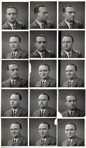 Marnix Gijsen - Marnix Gijsen in 1930