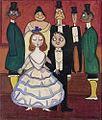 MarriageceremonyatChurchfromthelifeofthepuppets1920byShalvaKikodze1894-1921.jpg
