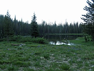 Marshall Lake (Idaho)