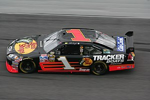Martin Truex Jr. - 2008 Sprint Cup car