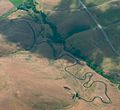 Maryhill Loops Road from air, cloud shadow.jpg