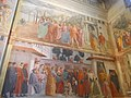 Masaccio Art at Santa Maria del Carmine Brancacci Chapel (5986656943).jpg