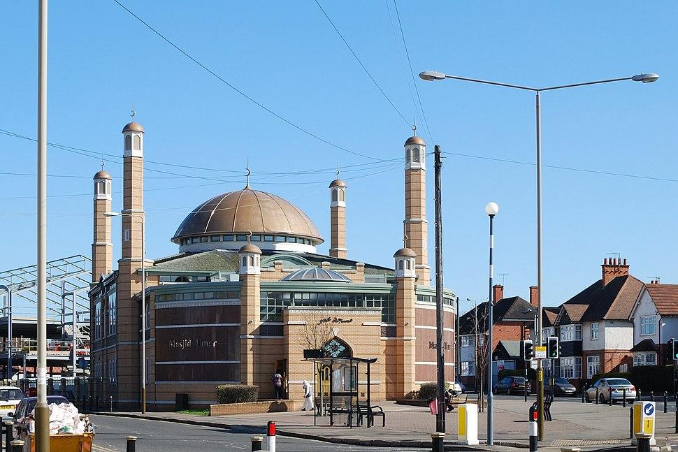 Masjid Umar, Leicester