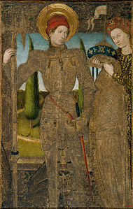 Master of Saint George and the Princess - Saint George and the Princess - Google Art Project.jpg