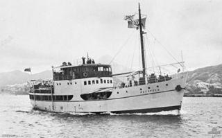 HMAS <i>Matafele</i>