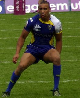 Matty Blythe English former professional rugby league footballer