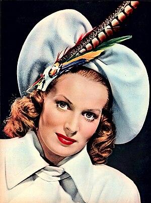 Maureen O'Hara - Maureen O'Hara in 1947