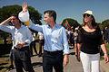 Mauricio Macri inauguró obras de puesta en valor del Parque Indoamericano (6544131893).jpg