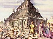 180px Mausoleum of Halicarnassus