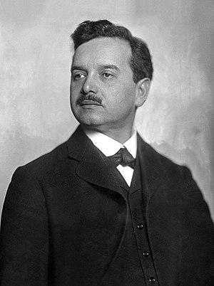 Max Dauthendey - Max Dauthendey by Nicola Perscheid c. 1910.