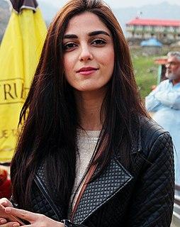 Maya Ali Pakistani actress (born 1989)