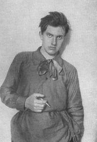Vladimir Maïakovski | Mayakovsky, 1910