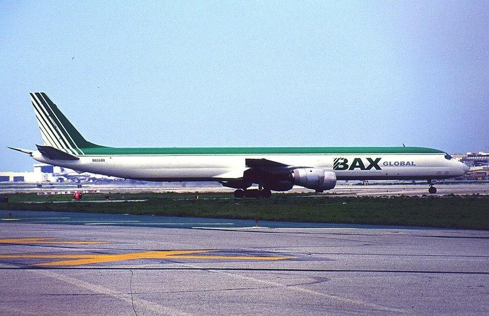 McDonnell Douglas DC-8-71(F), BAX Global AN0151677