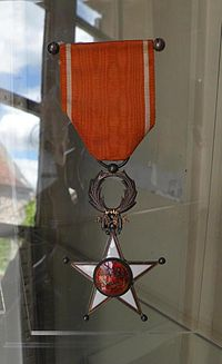 Medaille Ordre du Ouissam Alaouite Maroc.JPG