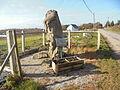 Menhir de la pierre aux boeufs Montreuil l'Argillé.JPG