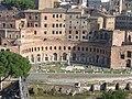 Mercati Traianei - il fronte (Roma 2005).jpg