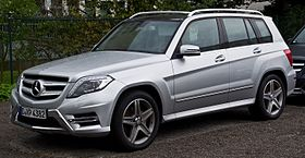 Mercedes Benz Glk Cl