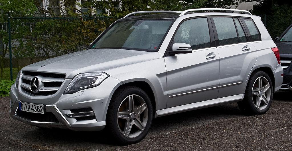 Mercedes Gla Uk