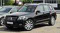 Mercedes-Benz GLK 250 CDI BlueEFFICIENCY 4MATIC (X 204) – Frontansicht (1), 12. Juni 2011, Ratingen.jpg