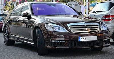 Mercedes-Benz S-Class (W221) - Wikiwand