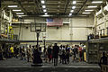 Mesa Verde Marines, Sailors enjoy hangar bay basketball 140628-M-MX805-065.jpg