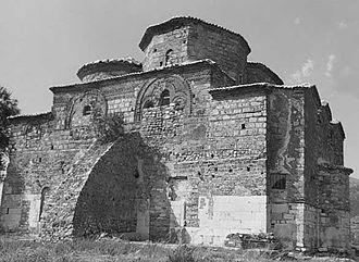 Eastern Orthodoxy in Albania - Image: Mesopotam (Albanien)