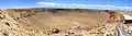 Meteor Crater Panorama near Winslow, Arizona, 2012 07 11.jpg
