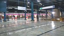 Dabri Mor metro station - WikiVisually