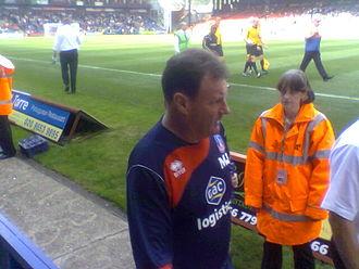 Mick Jones (footballer, born 1947) - Image: Mick Jones football