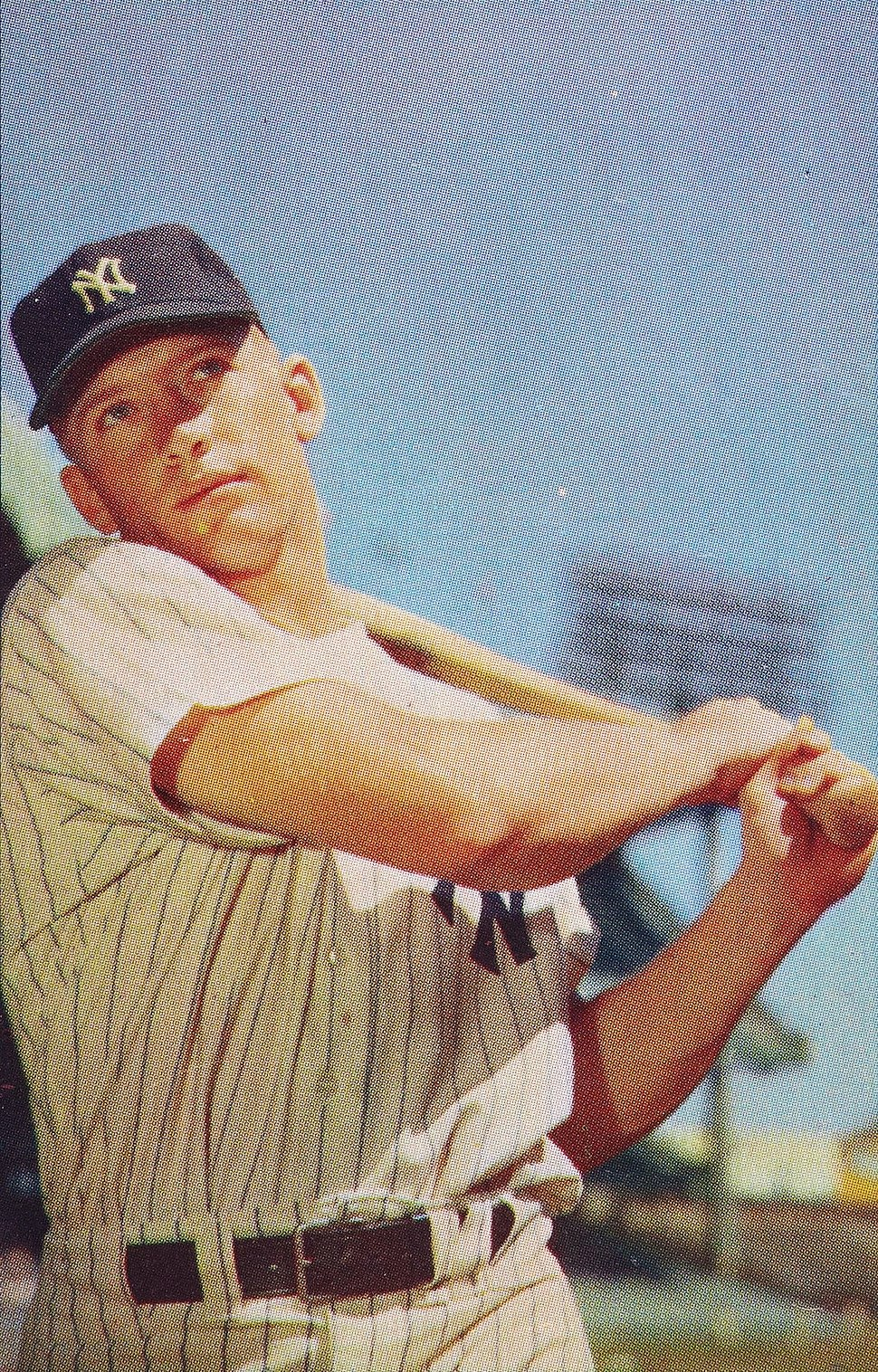 Mickey Mantle 1953