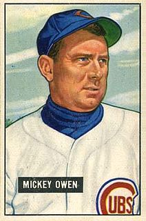 Mickey Owen American baseball player