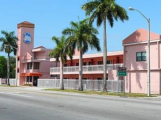Midtown Miami - Image: Midtown Inn